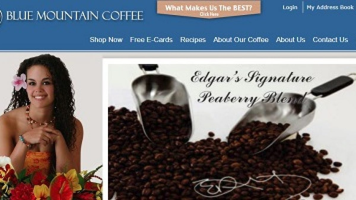 Blue-Mountain-Coffee-Website