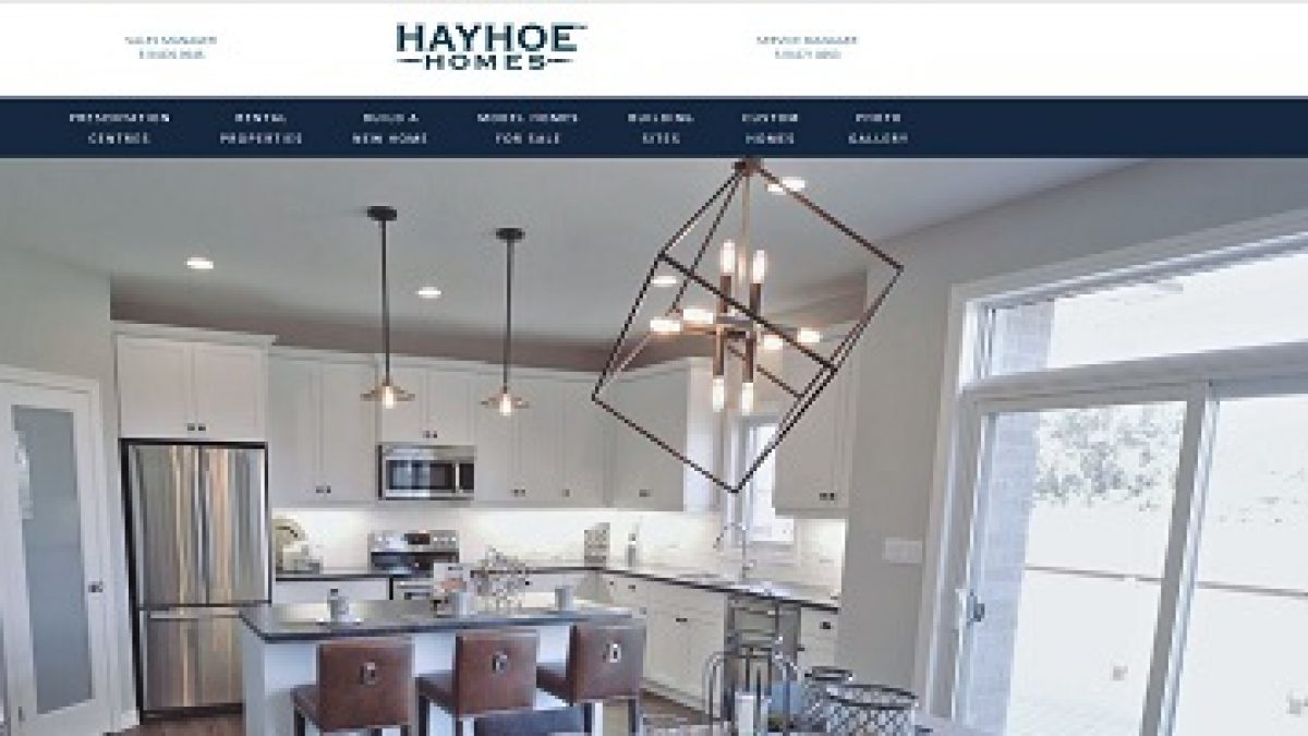 Hayhoe-Homes