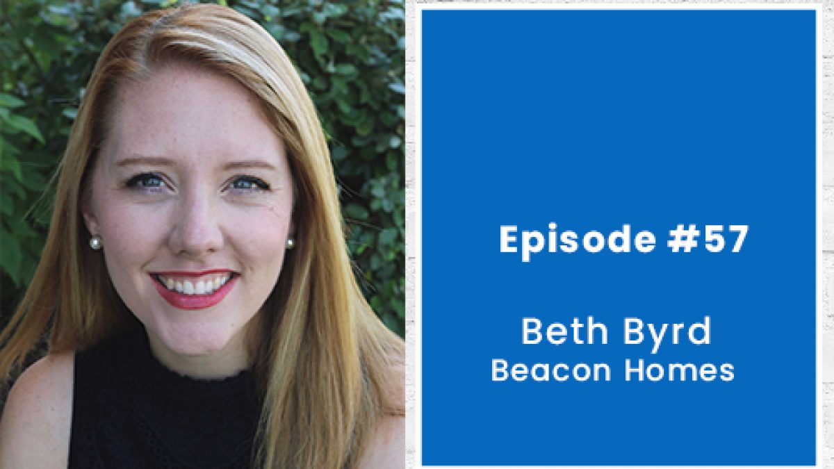 beth byrd - Home Builder Digital Marketing Podcast