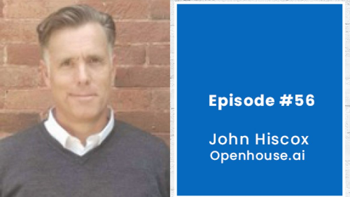 John Hiscox Home Builder Digital Marketing Podcast