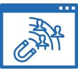 B2B Website Icon