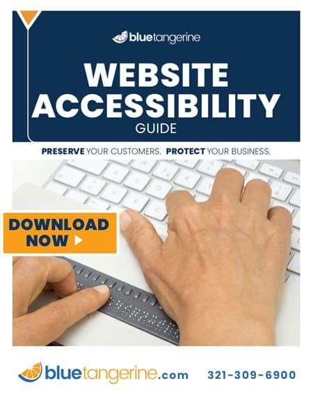 Free Website Accessibility Guide