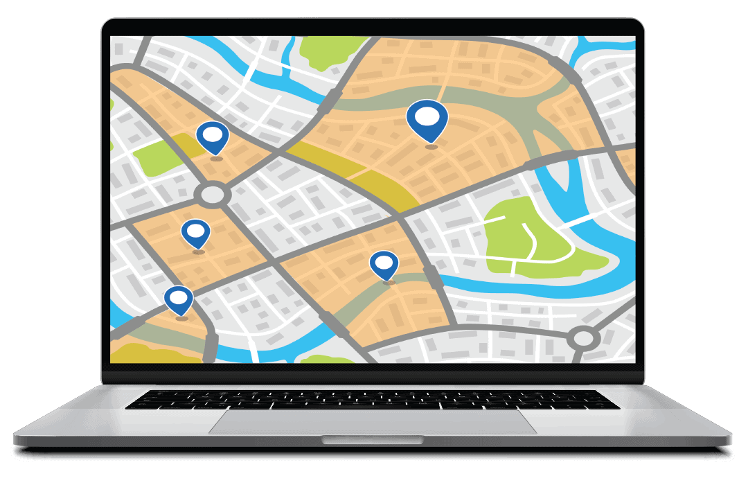 geofencing side graphic