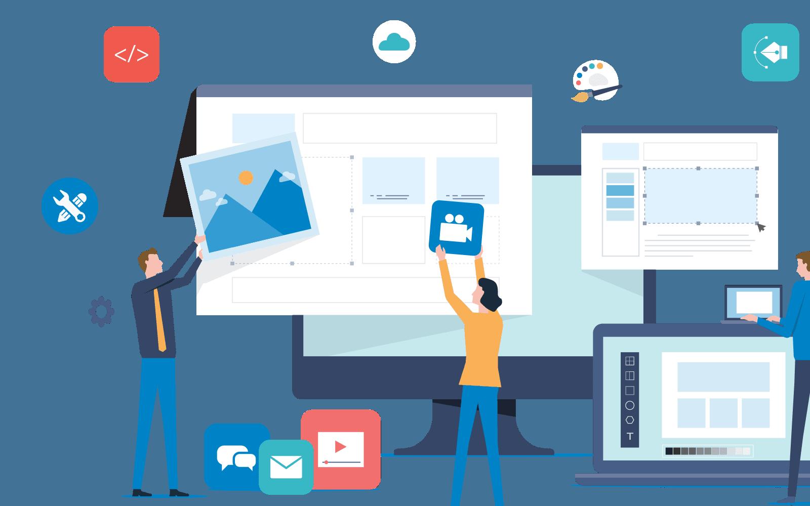 website management_