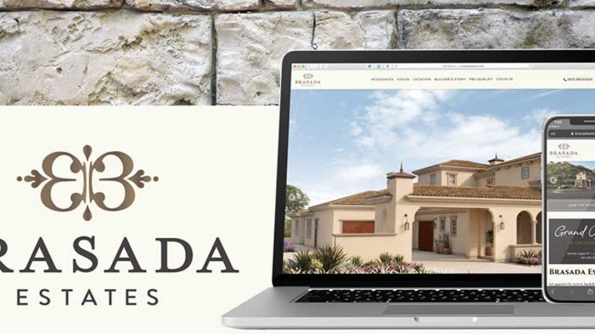 Brasada Estates New Website