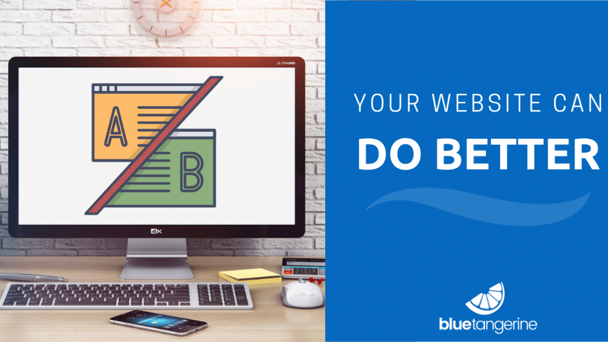 A/B Testing to Improve Website Performance