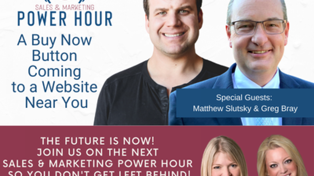 Sales and Marketing Power Hour