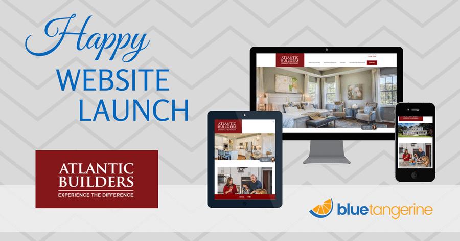 Atlantic Builders New Website